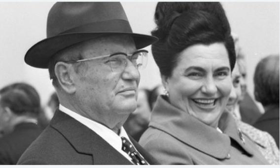 Tito i Jovanka Broz