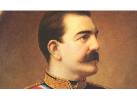 kralj Milan Obrenović