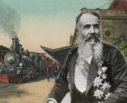 Nikola Pašić protiv izgradnje pruge Beograd - Niš